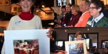 Southwestern Watercolor Society's 2013 Christmas Party
