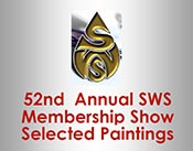 Southwestern Watercolor Society 52nd Annual Member's Show Selected Entries