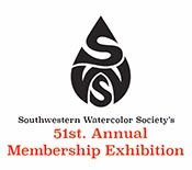 2014 Southwestern Watercolor Society 51st Annual Member's Show Catalog