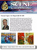 The Scene-February 2016 Newsletter of Southwestern Watercolor Society, based in Dallas, Texas